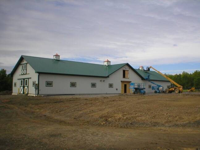 Horse Barn Construction Services For The Glens Falls